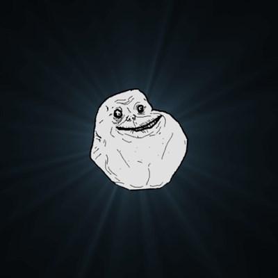 Forever Alone meme maker